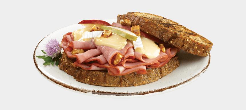 ham and cheese sandwich clipart, Cartoons - 753682 Brown Sugar Ham - Fast Food