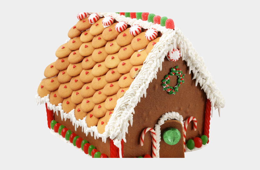 gingerbread house clipart black and white, Cartoons - Gingerbread House Cliparts - Gingerbread House Png