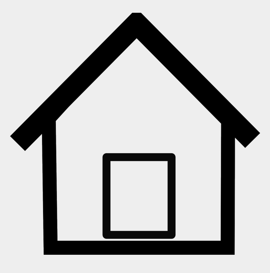 gingerbread house clipart black and white, Cartoons - Simple House Clipart Building Uploaded By The Best - Simple Home Clipart