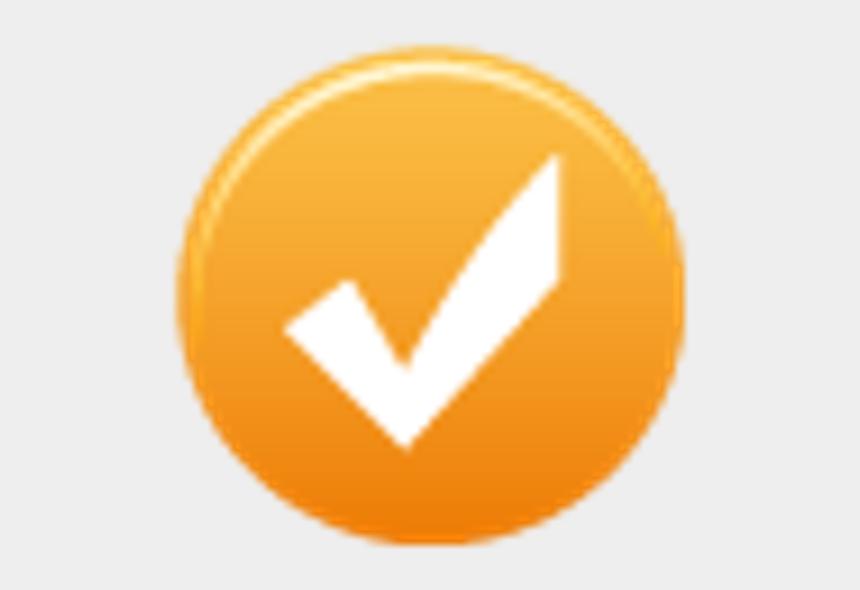 tutors clipart, Cartoons - First Coast Tutors - Yellow Check Mark Icon