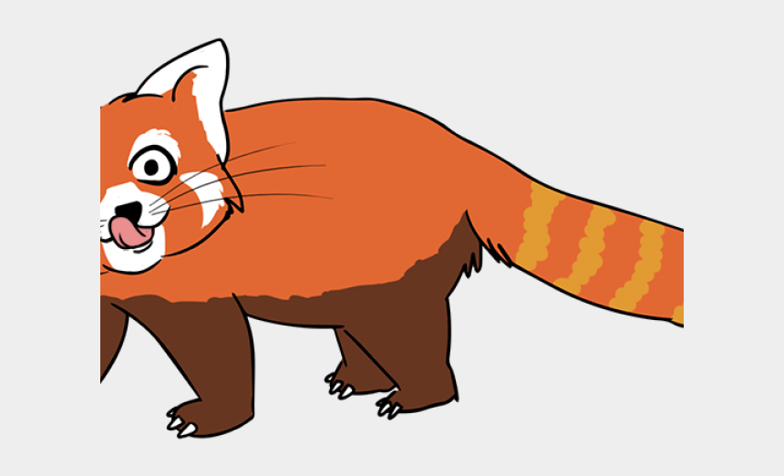 great gatsby clipart, Cartoons - Red Panda Clipart Colorful - Clip Art