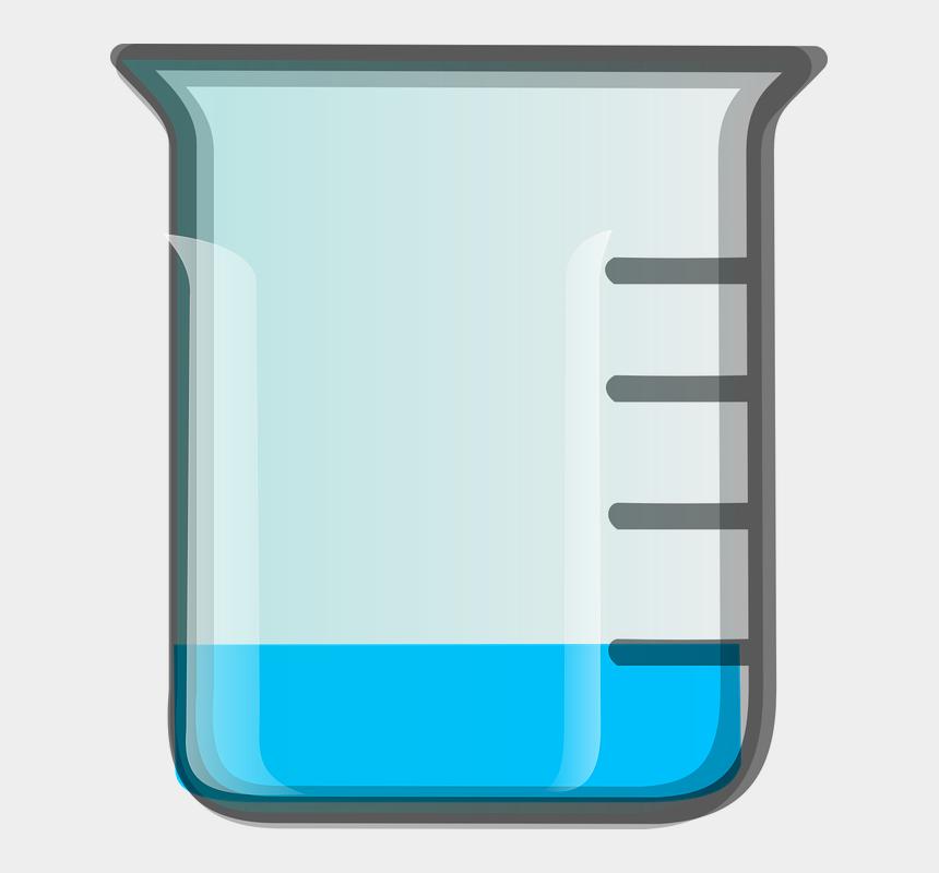 chemistry beaker clipart black and white, Cartoons - Beaker Clip Art - Beaker Clipart