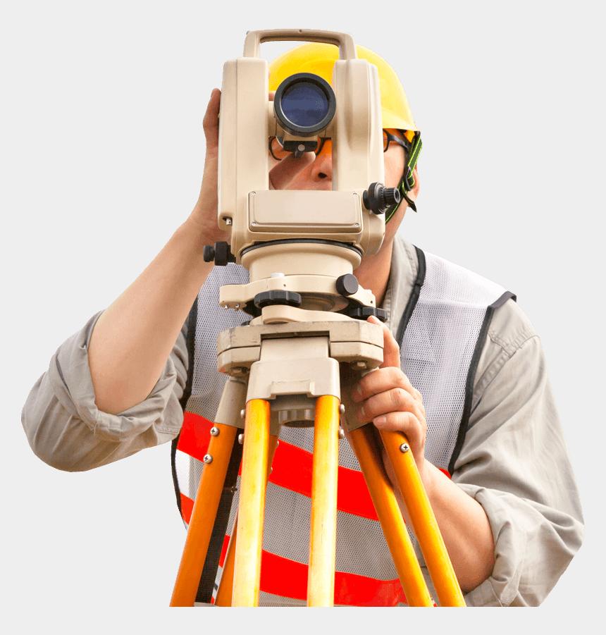 surveying clipart, Cartoons - Donaldson, Garrett & Associates Inc - Surveyor Png