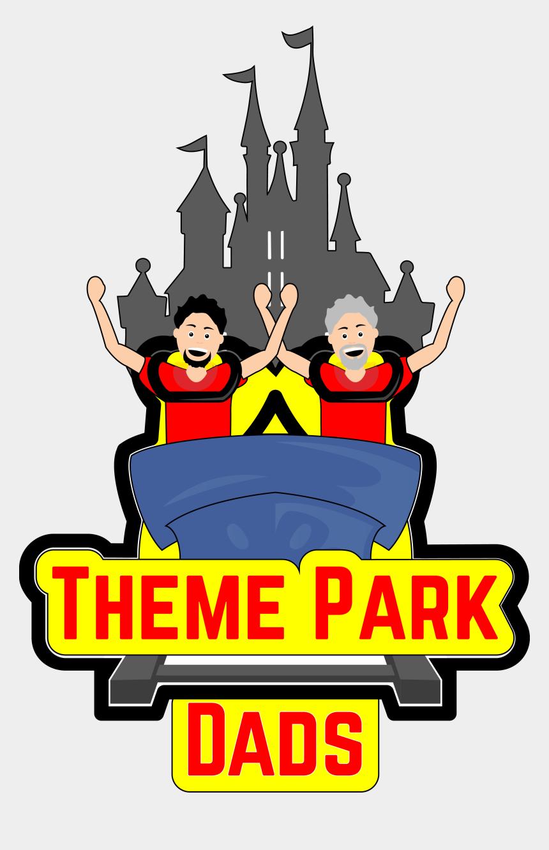 roller coaster clipart kids, Cartoons - Minnie Mouse Cabeza Disney Castillo