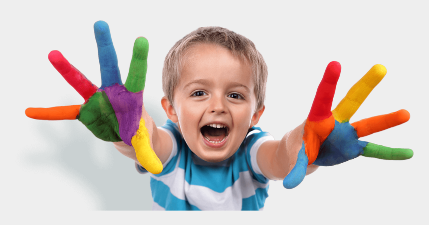 kids holding hands clipart black and white, Cartoons - Kids Klubs About Us Page Banner Photo, Boy With Hands - Kids School Banner