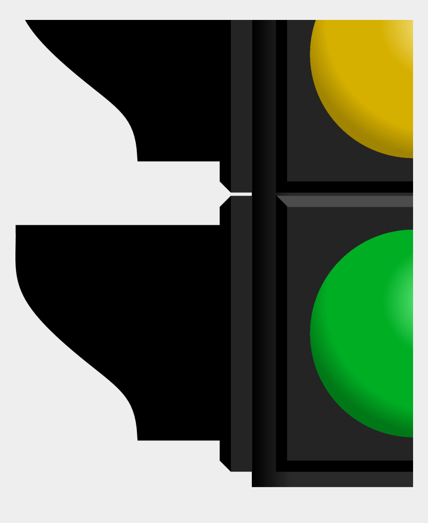 traffic light clipart black and white, Cartoons - Traffic Light Png - Green Traffic Light Clip Art