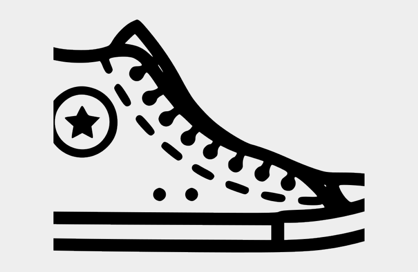 lime clipart black and white, Cartoons - Converse Clipart - Converse Shoes Black And White Clip Art