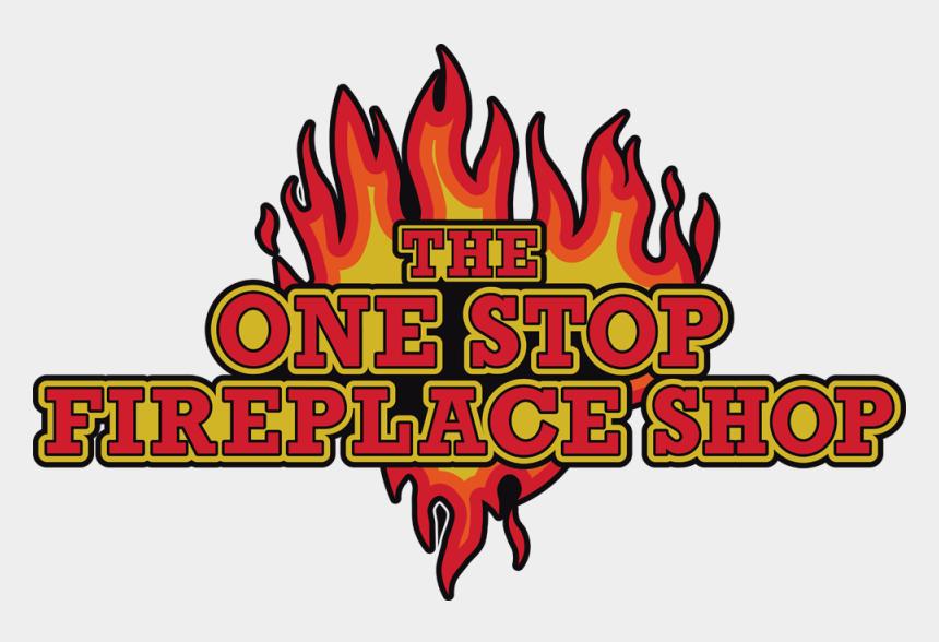 niagara falls clipart, Cartoons - The One Stop Fireplace Shop Logo - Graphic Design
