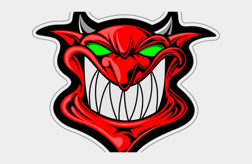 goat head clipart, Cartoons - Satanic Clipart Goat Head - Demon Cartoon Png
