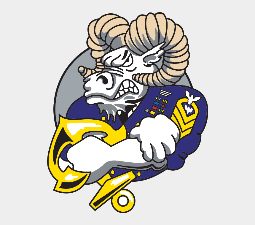 goat head clipart, Cartoons - Cpo Goat - Navy Senior Chief Goat