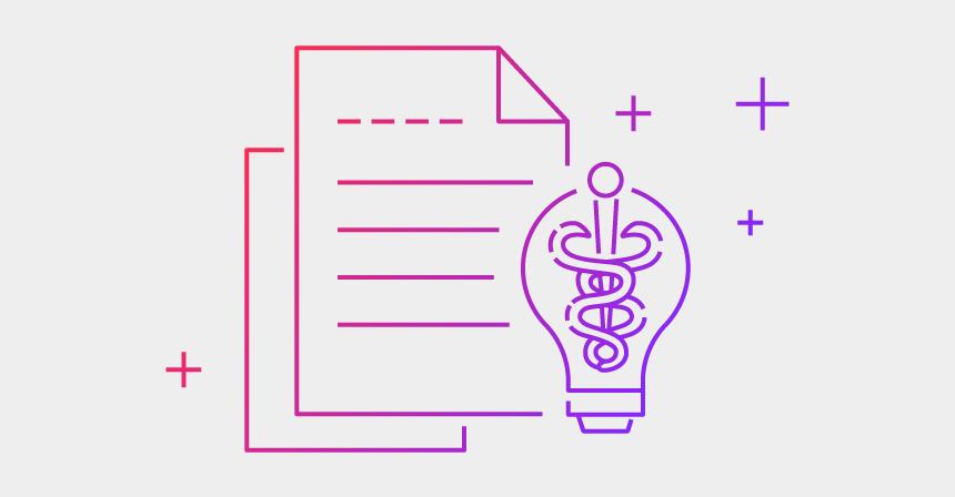 comprehend clipart, Cartoons - Medicine Vector Medical Data - Amazon Comprehend Medical