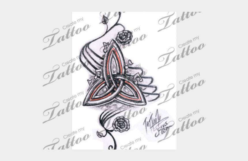 celtic clipart, Cartoons - Celtic Knot Clipart Family - Keltisches Symbol Familie Tattoo