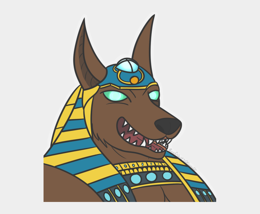 doge clipart, Cartoons - Anubis Clipart Smite - Anubis Smite Fan Art