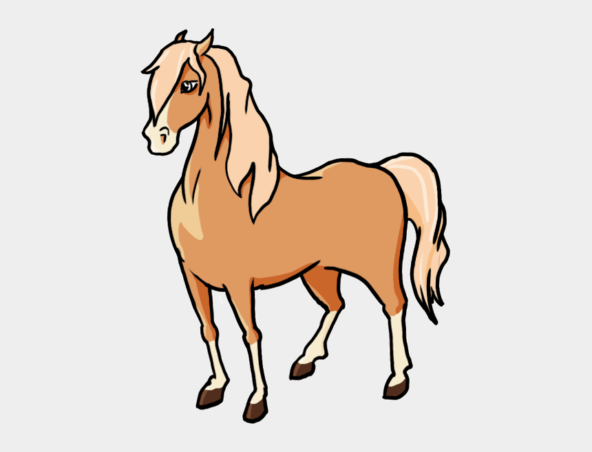 horses clipart, Cartoons - Cartoon Horses Clipart - Cartoon Horse Drawing