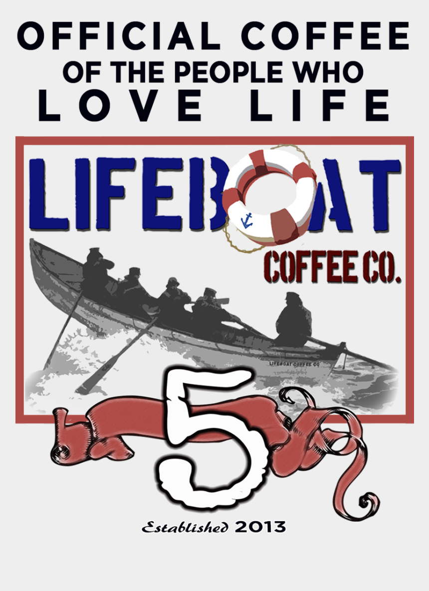 lifeboat clipart, Cartoons - Lifeboat Coffee Co - World Car Of The Year