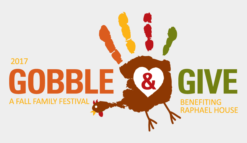 gobble gobble clipart, Cartoons - Gobble And Give - Gobble Gobble Give