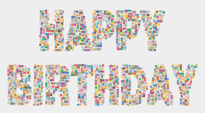 fall happy birthday clipart, Cartoons - Happy Birthday Circles Computer Icons Checkerboard - Happy Birthday Celebration Clip Art
