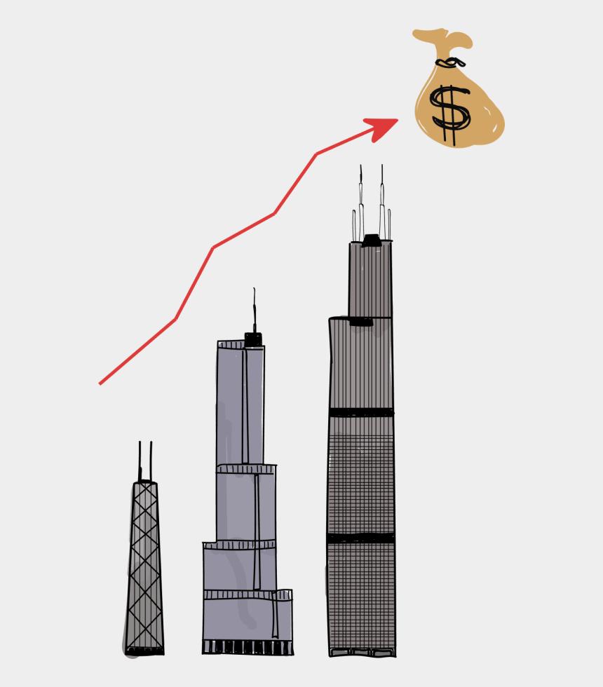 empire state building clipart, Cartoons - The Depaulia - Skyscraper