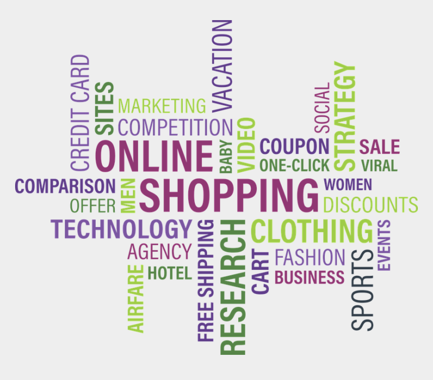 online shopping clipart, Cartoons - Online Shopping Png Transparent Images - Name Of Online Business