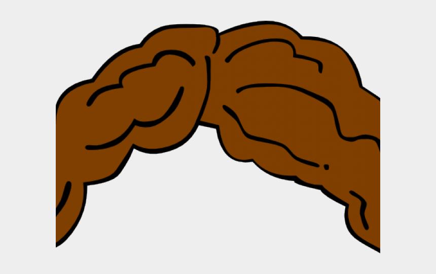 boy hair clipart, Cartoons - Brown Hair Clip Art