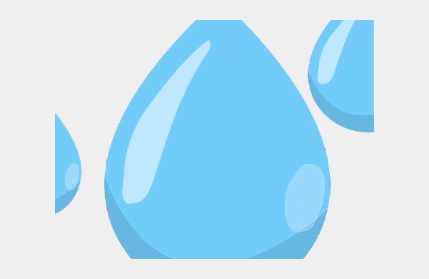 rain drop clipart, Cartoons - Shower Clipart Rain Drops - Clipart Raindrops Transparent Background
