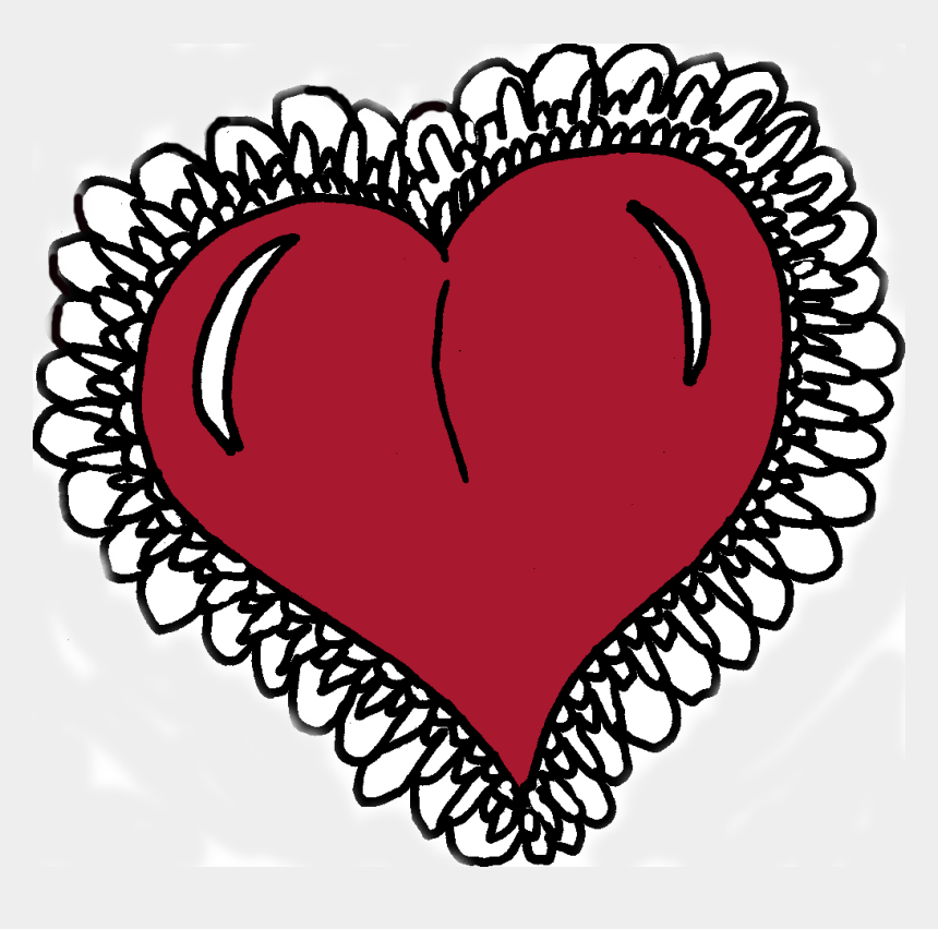 treasure box clipart, Cartoons - Clipart Heart Stamp January 29th, - Heart