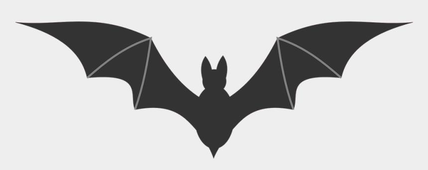 fledermaus clipart, Cartoons - Bat Icon Symbol Black Silhouette Spooky Horror - Bat Tribal Tattoo Designs