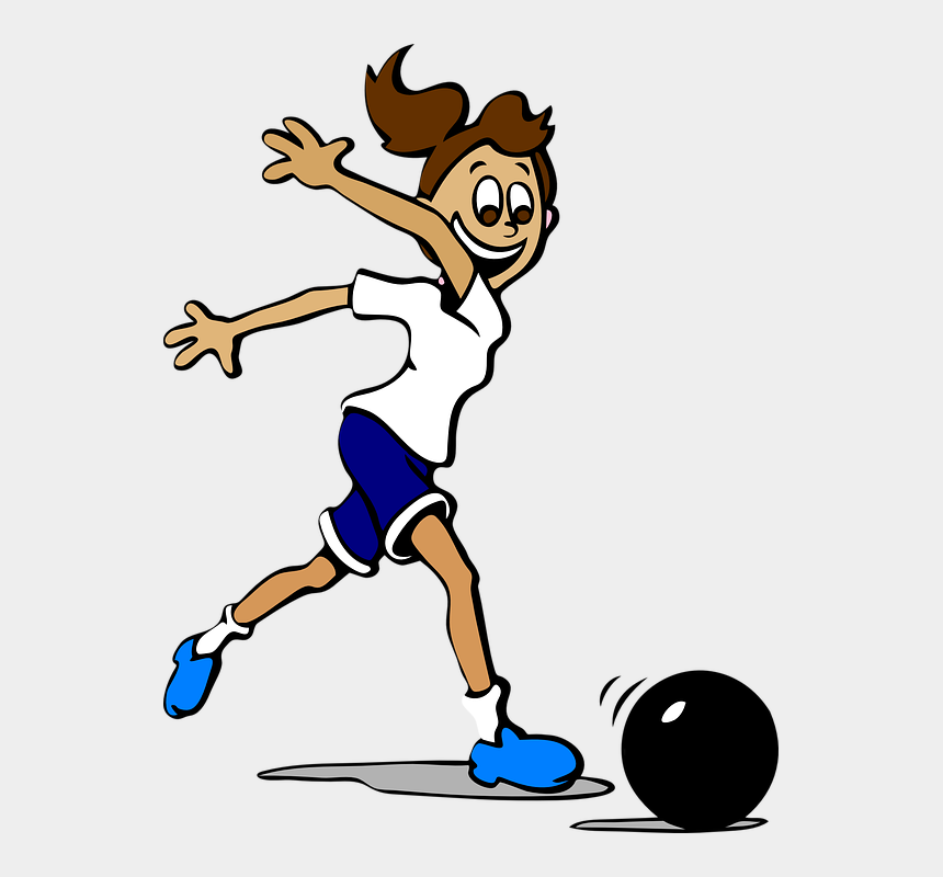 Madchen Fussball Spieler Girl Playing Soccer Animated