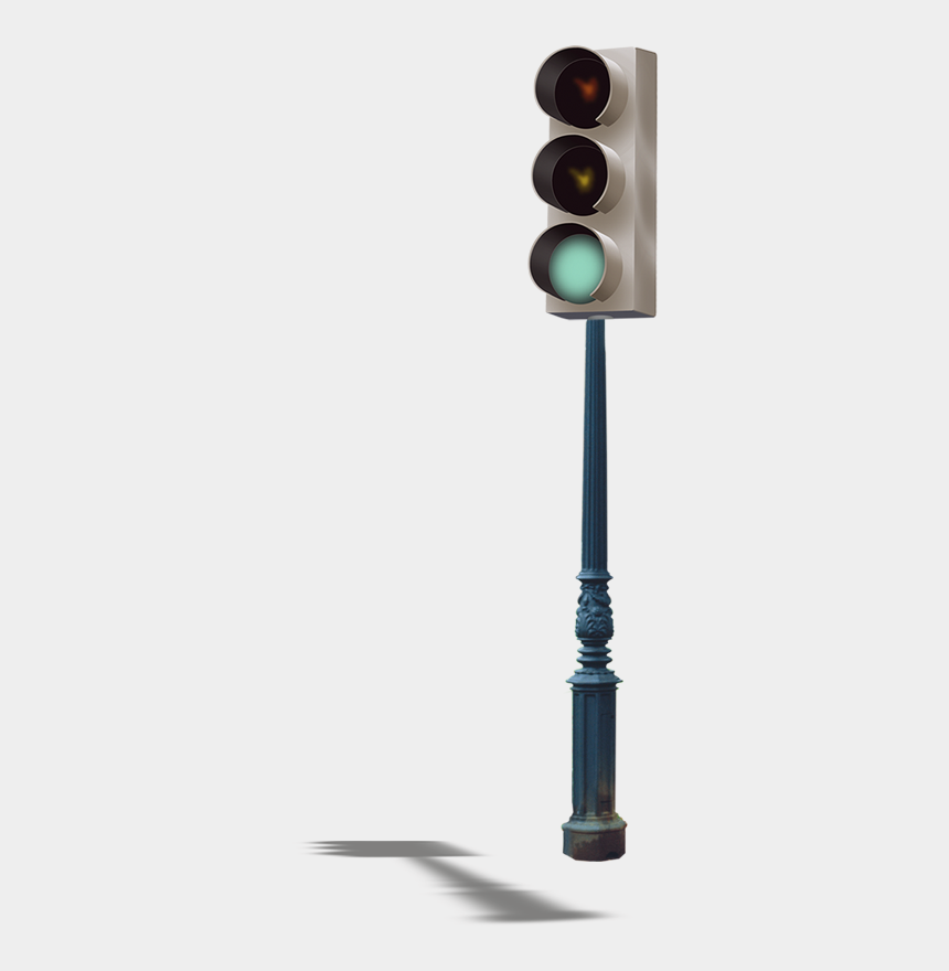 stop light clipart, Cartoons - Light Street Traffic Png File Hd - Traffic Light Pole Png