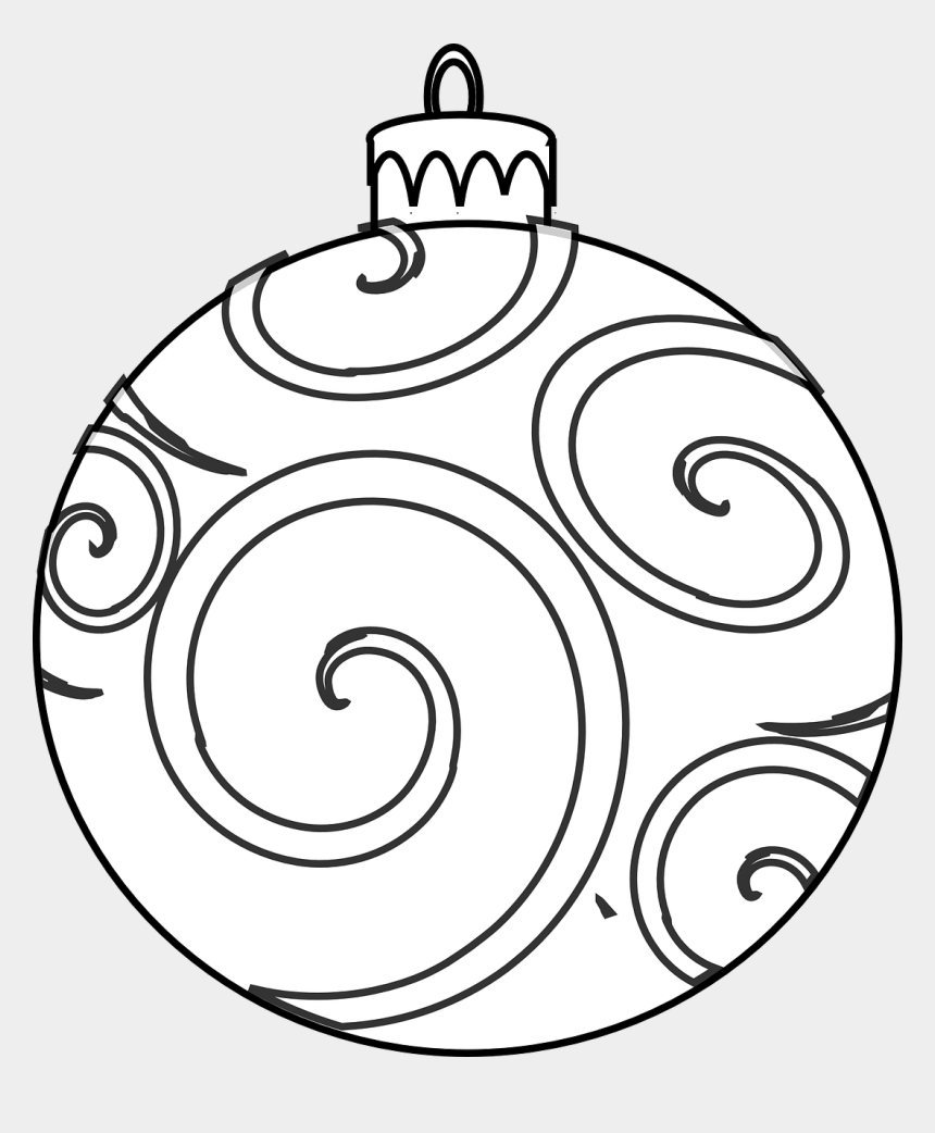Printable Christmas Ornaments.Colour And Design Your Own Christmas Ornaments Printables