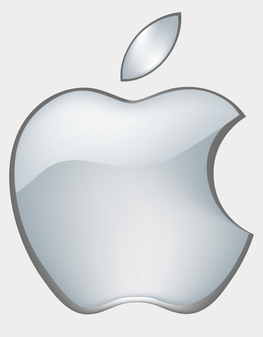 apple logo clipart, Cartoons - Apple Logo [apple Computer] - Apple Logo 3d Png