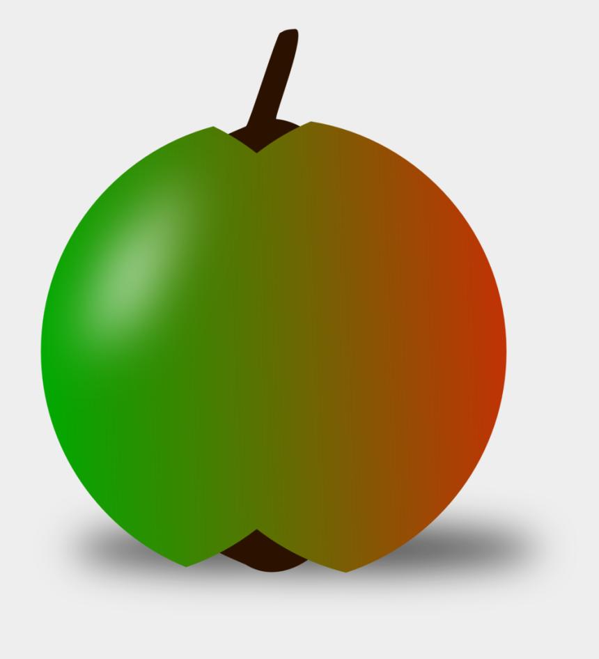 apple core clipart, Cartoons - Apple Clip Art At Clker Com - Clip Art