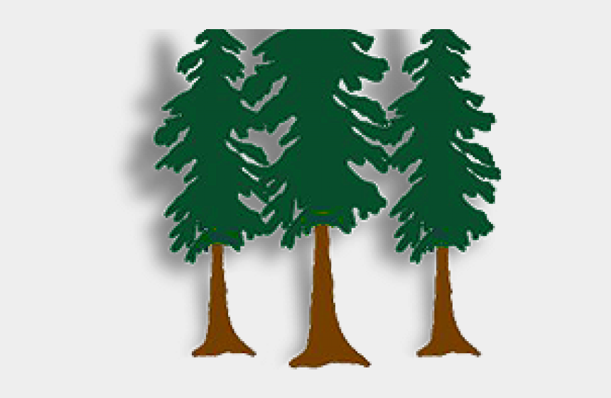 pine clipart, Cartoons - Pine Clipart Northwoods - Christmas Tree