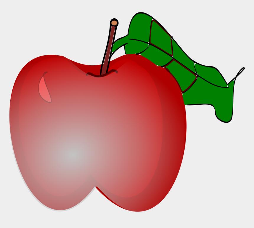 apple juice clipart, Cartoons - Apple Juice Fruit Food Mcintosh Red - Red Apple Crayons Shading