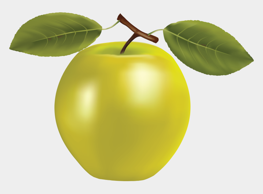 apple core clipart, Cartoons - Apple Png Clipart - Apple Yellow Png