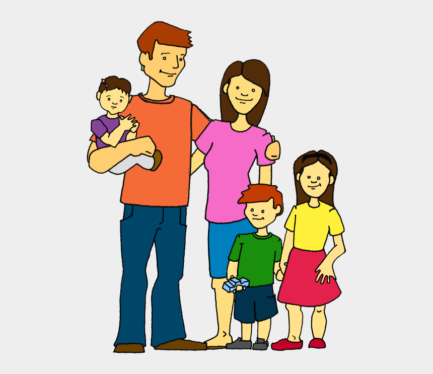 Pin Family Clipart Black And White 5 People Family Clipart Cliparts Cartoons Jing Fm