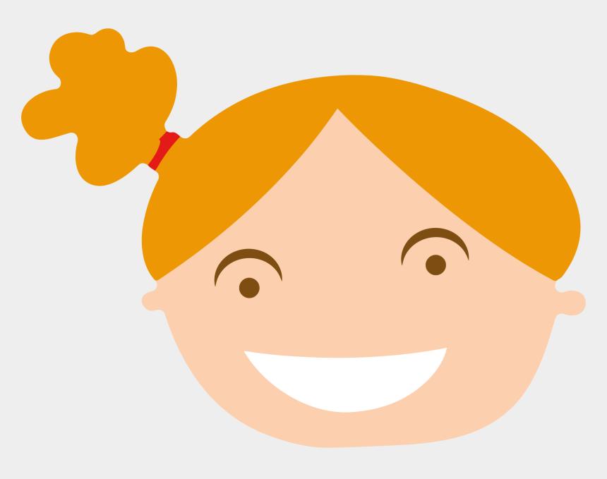 clipart frau, Cartoons - Funny Nose Clipart - Girl Head Clipart