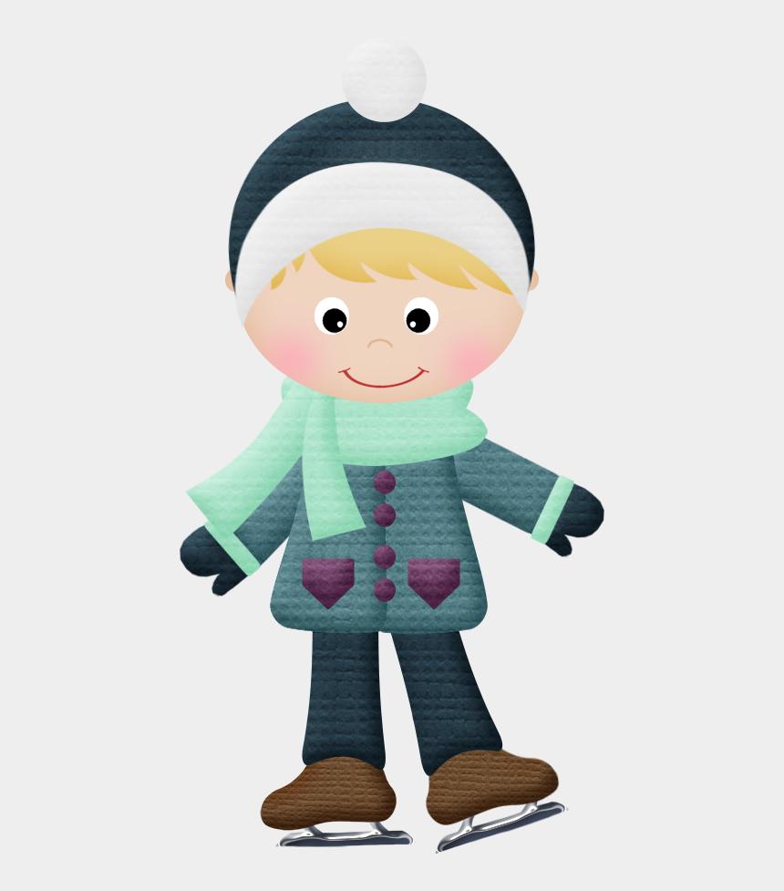 weihnachtsclipart, Cartoons - Яндекс - Фотки - Boy Ice Skating Clipart