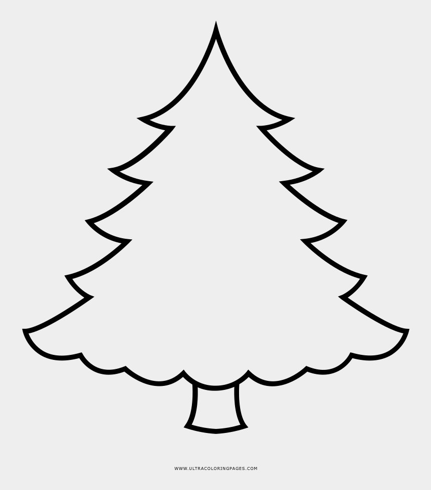 Drawing Of A Christmas Tree.Weihnachtsbaum Ausmalbilder Coloring Pages Christmas Tree