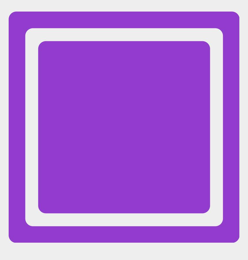 checkbox clipart, Cartoons - File Checkbox Unchecked Svg Wikimedia Commons Open - Purple Checkbox