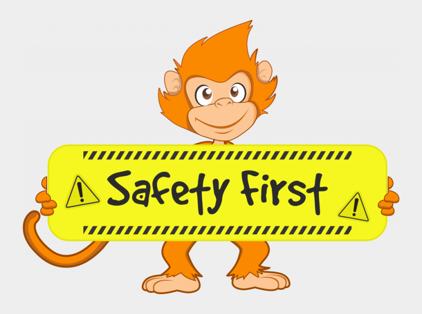 safety first clipart, Cartoons - Safe Clipart Classroom Safety 7 - Safety First School Clipart