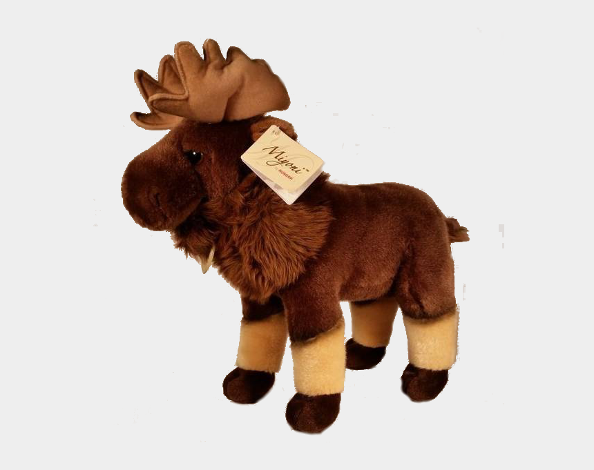 stuffed animal clipart, Cartoons - Stuffed Animal Clipart Moose - Moose Plush Toys