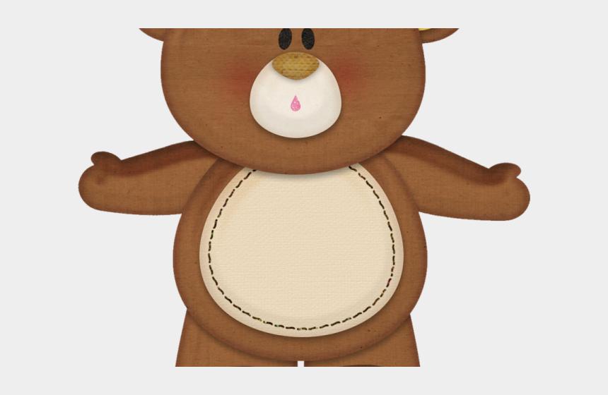 stuffed animal clipart, Cartoons - Stuffed Animal Clipart Reading - Teddy Bear