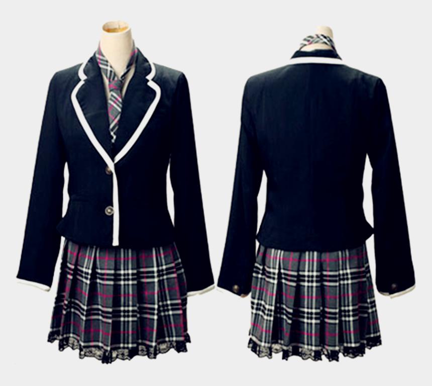 school uniform clipart, Cartoons - Pune School Uniform Online - School Uniform For Girls High School Dress