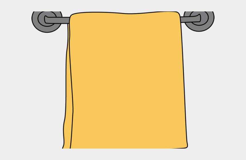 beach towel clipart, Cartoons - Towel Clipart Towel Rack