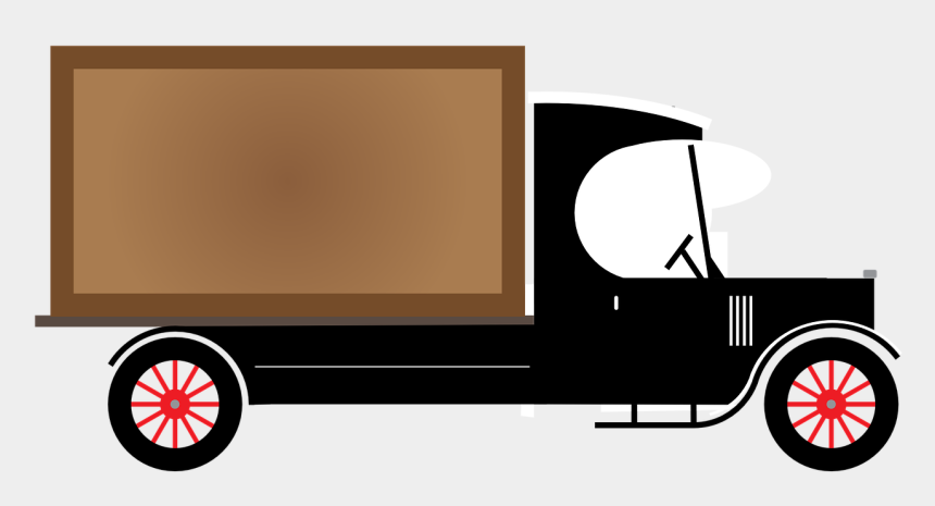 delivery truck clipart, Cartoons - Delivery Truck Image - Hire Purchase And Installment