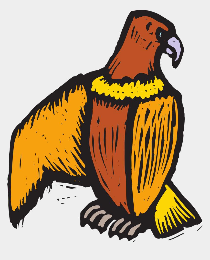 eagle wings clipart, Cartoons - Scratch Eagle, Bird, Style, Wings, Art, Off, Beak, - Beak
