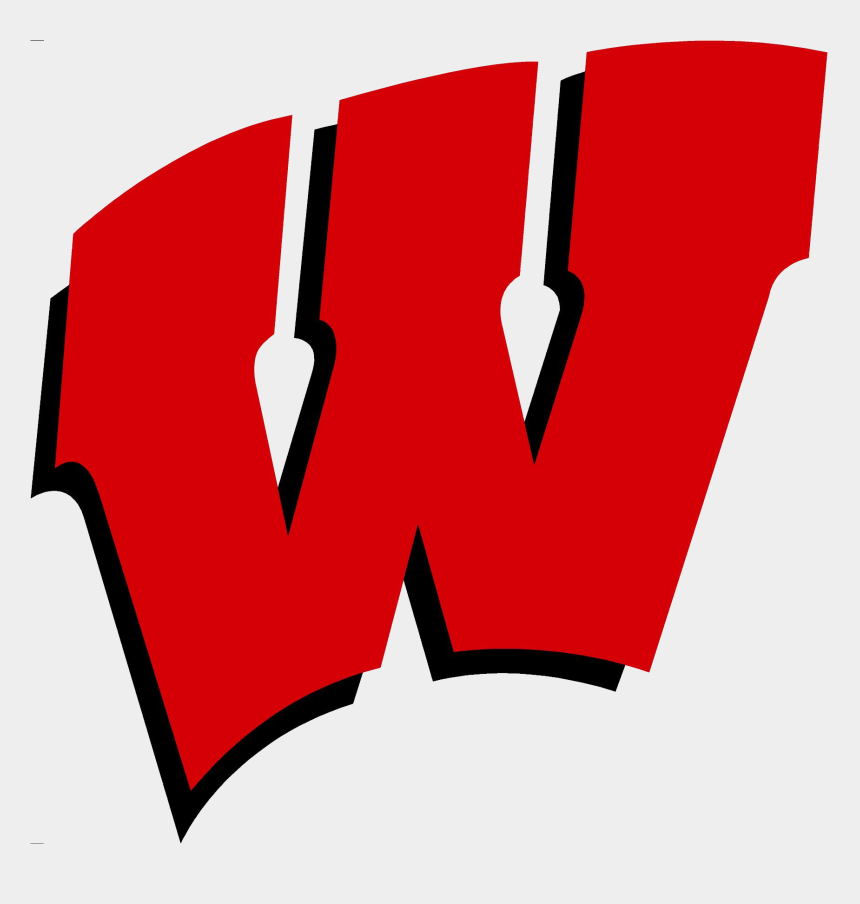 volleyball net clipart, Cartoons - Wisconsin Softball Scores Results - Wisconsin Badgers Logo
