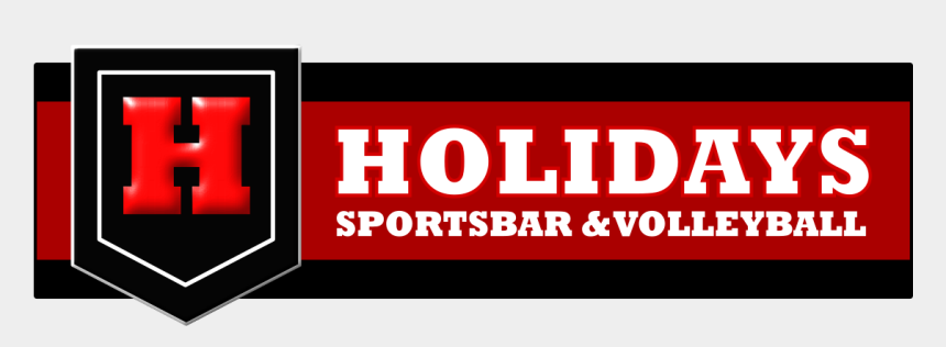 volleyball net clipart, Cartoons - Holidays Sports Bar And Volleyball Logo - Graphic Design