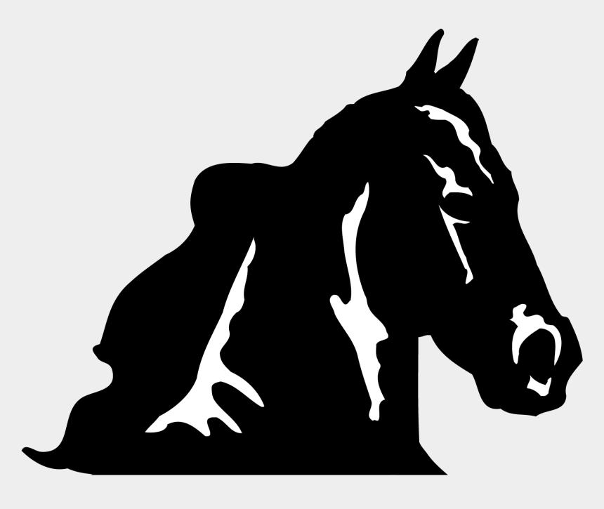 horse head clipart, Cartoons - Horse Head Png Clipart - Tension Man Clipart